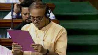 Minister Ananth Kumar