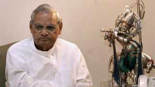 Due to the demise of Vajpayee the country is in Sadness