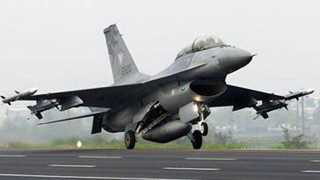 F-16 aircrafts are now manufactured in India