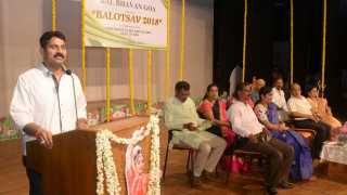 Art Improving Students Concentration says Minister Madakaikar