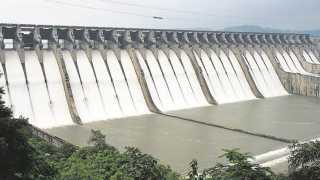 Khadakwasala-Dam-Water Released