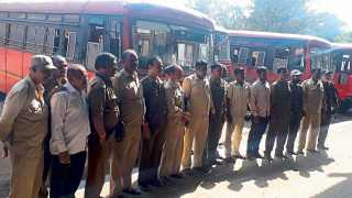 Marathi news MSRTC Strike in Maharashtra Talks Failed