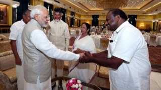 four Chief Minister appealed to modi