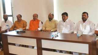 For Sangli Miraj Kupwad Municipal Corporation will provide 100 crores says Chief Minister