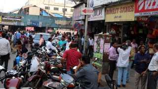 Mumbai News Marathi news hawkers in Mumbai Dadar