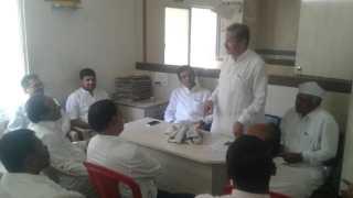 NCP Working Committee meeting