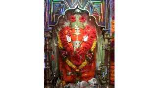 Historical celebration of Peshwas ganapati in Nizampur