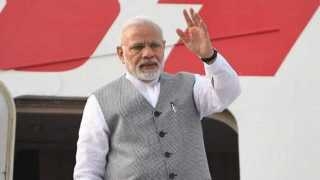 PM Five day visit to Africa, as a gift given by 200 cows