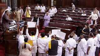 Pune Edition Parliament Session written by Anant Bagaitkar