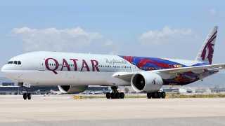 Qatar Airways also consoles America