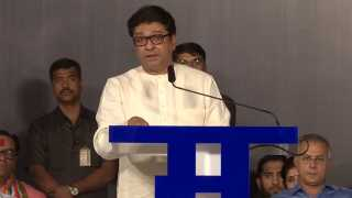 Raj Thackeray speech live from Thane hawkers bullet train issues