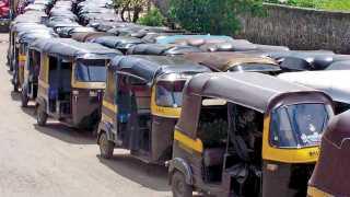 File photo of Rickshaws