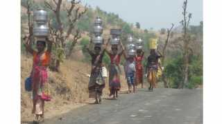 There are forty villages with scarcity