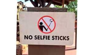 Selfie detained near Saharsrakund WaterFalls