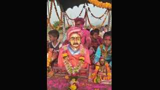 Raghoji Bhangre built by contributing financially to the tribal youth of Sakur