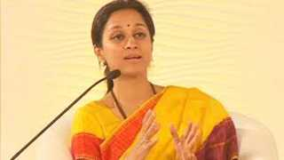 Dont Apply GST on Home Society says MP Supriya Sule