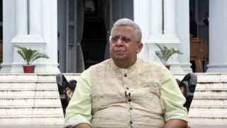 Atal Bihari Vajpayee Tribute from Governor of Tripura before the death