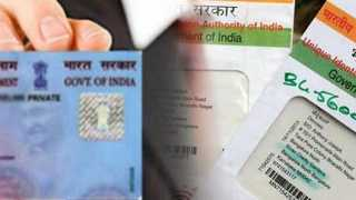 how to link your 'aadhar ' and 'PAN Card'