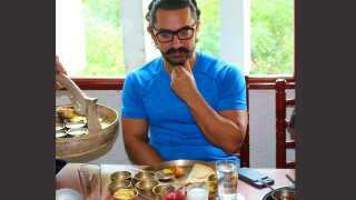 aamir khan likes gujarati food esakal news