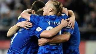 Croatia qualify for World Cup with Greece draw