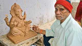 GST effect in ganest statue price