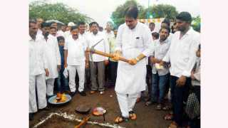 Former Cooperative Minister Harshvardhan Patil criticized opposition party