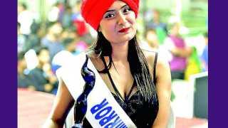 marathi news himanshi ruparel miss maharashtra