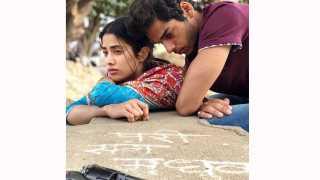 marathi news entertainment Janhvi Kapoor Dhadak movie set shooting bollywood