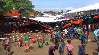 Tent collapses during PM Modi's Midnapore rally