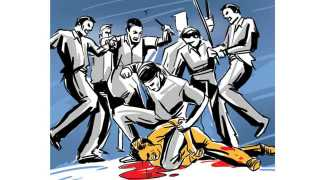 One killed in cow smuggling case