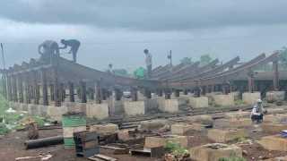 NABARD finance to Warkhede Barrage