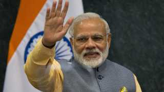 narendra  modi criticise on congres