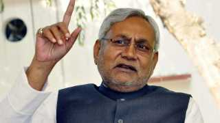 Banks deprived people of note ban benefits says Nitish Kumar