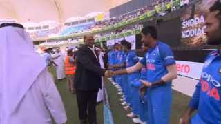 Asia Cup 2018 Sharad Pawar on the field and Indias victory