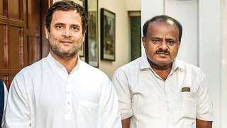 Rahul Gandhi is the number one candidate for the post of prime minister - Kumaraswamy