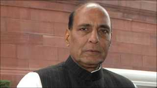 Govt not diluting SC/ST Act says Rajnath Singh
