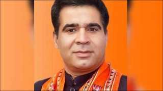 BJP's Ravinder Raina