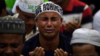 rohingya-protest