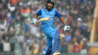 Rohit Sharma double century mohali ODI Marathi news sports cricket