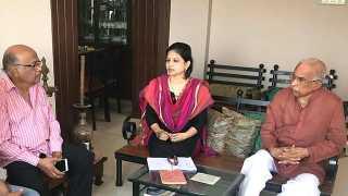 Ashok patki and ramdas kamat came togather esakal news