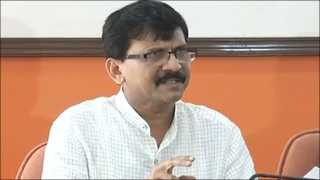 Pm Should Reply On Rafaels Case Demanded Sanjay Raut