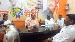 shiv sena - bjp alliance?