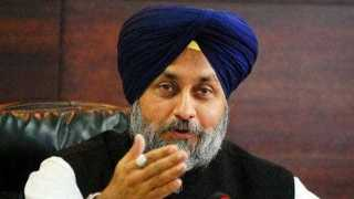 Sukhbir Badal taunts Navjot Singh Sidhu says stay in Pak for peace in country