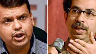 Devendra Fadnavis, Uddhav Thackeray