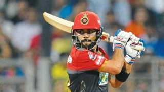 Kohli highest run-score in IPL