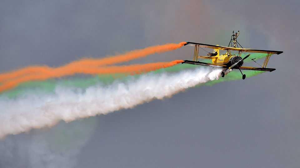 'Aero India'
