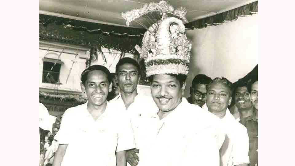 Some rare pictures of M Karunanidhi