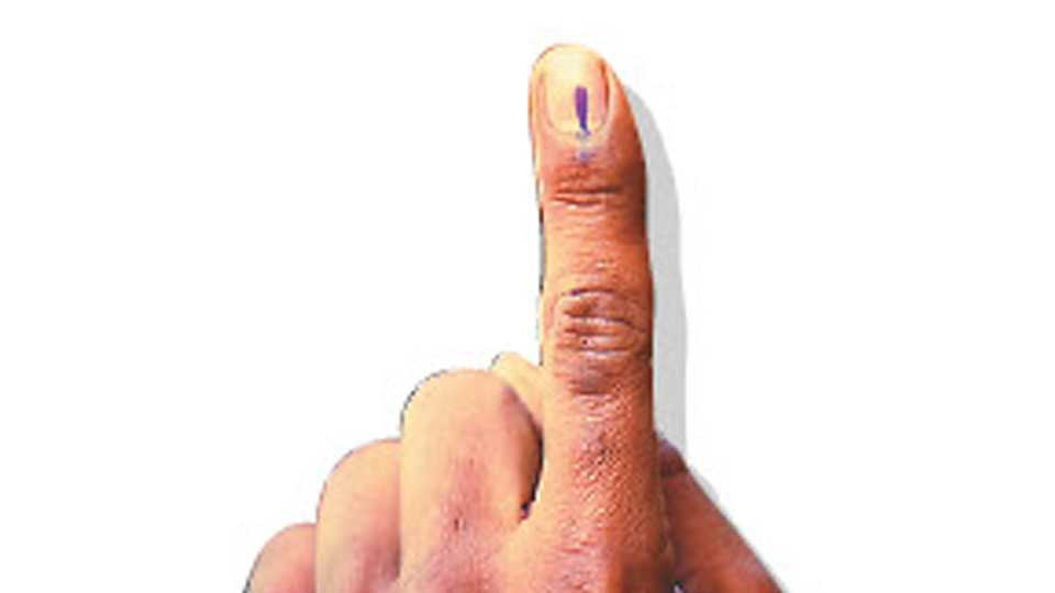 Voter valu