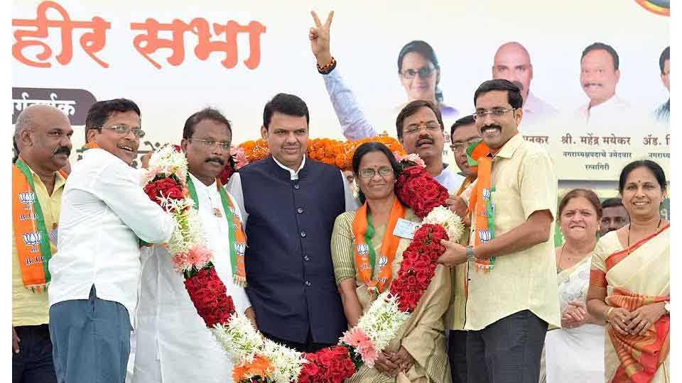 CM Fadnavis in Ratnagiri
