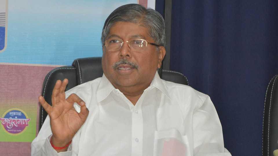 Revenue Minister Chandrakant Patil Talks About Hallabol Agitation